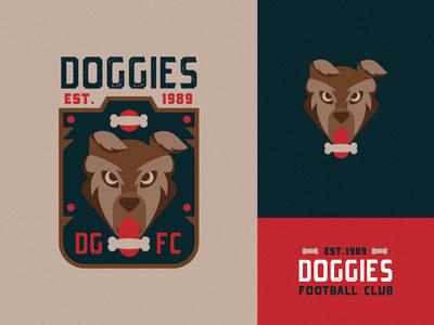 FC Doggies logo