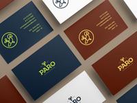 Paro Business Card