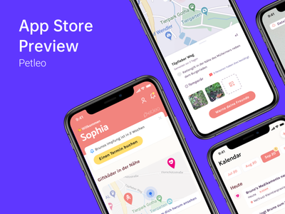Preview mockup branding @app clean @daily-ui character application