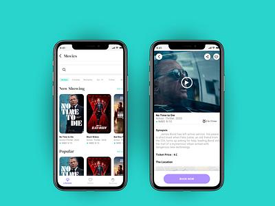 Movie app design illustration branding @app character @appdesign @2x application graphicdesign ux  ui ui movie app