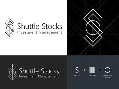 Shuttle Stocks - Logo Design