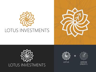 Lotus Investments - Logo Design
