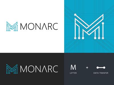 Monarc - Logo Design