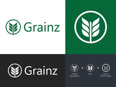 Grainz - Logo Design