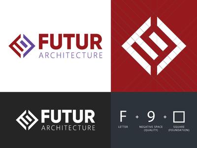 Futur Architecture - Logo Design