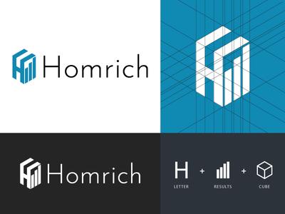 Homrich - Logo Design