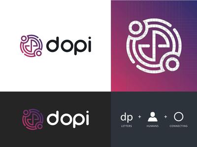 Dopi - Logo Design