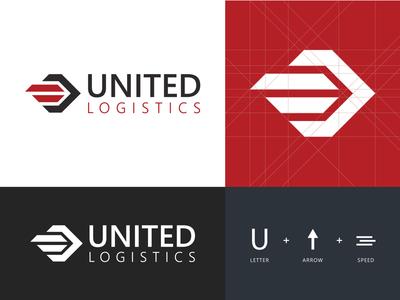 United Logistics - Logo Design