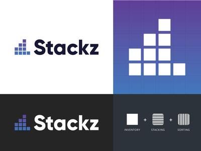 Stackz - Logo Design