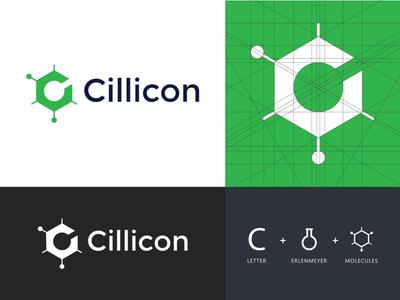 Cillicon - Logo Design