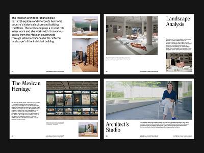 Bilbao Exhibition — Layouts studio website photography art direction grid layout ux web minimal typography