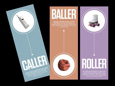 Card Design — Personas studio vector branding illustration art direction design grid layout minimal typography