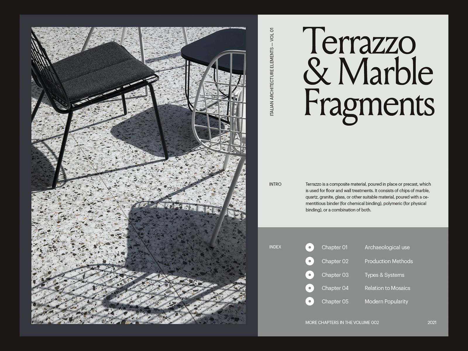 Italian Architecture — Layout