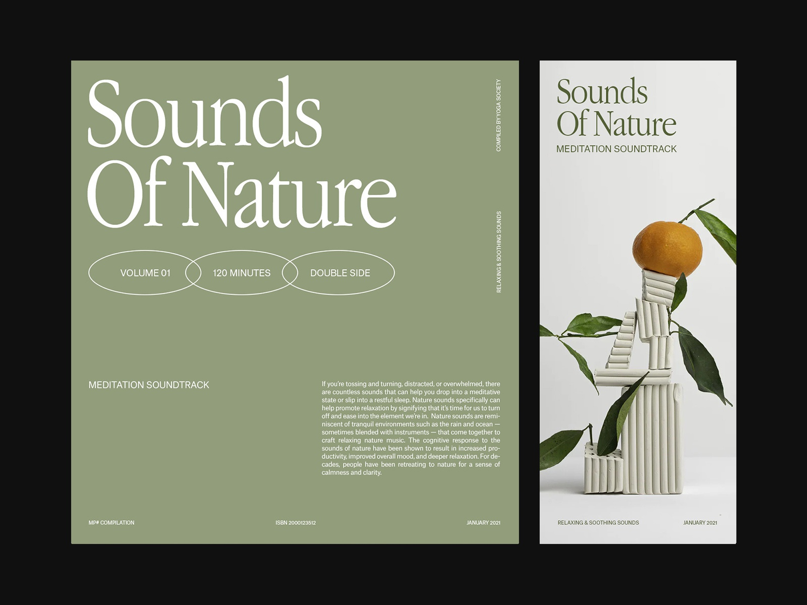 Sounds Of Nature — Cover