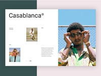 Casablanca Lookbook