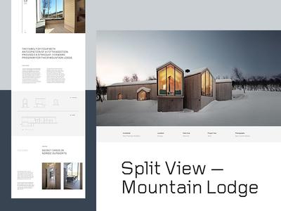 Nordic Cabin — Website