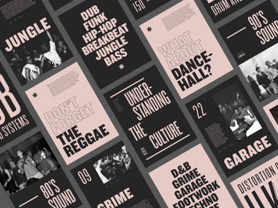 Decoding The Genres — Project art direction magazine editorial layout editorial typography
