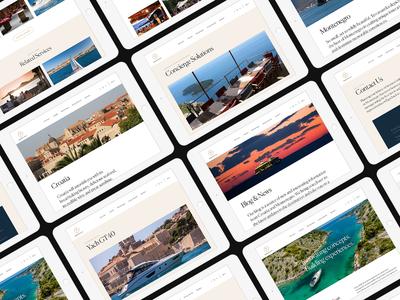 Luxury Travel Website