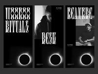 Rituals — Type & Layout