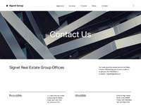 Realestate contact