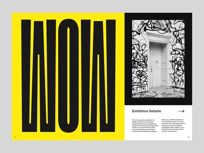 Exhibition — Art Direction