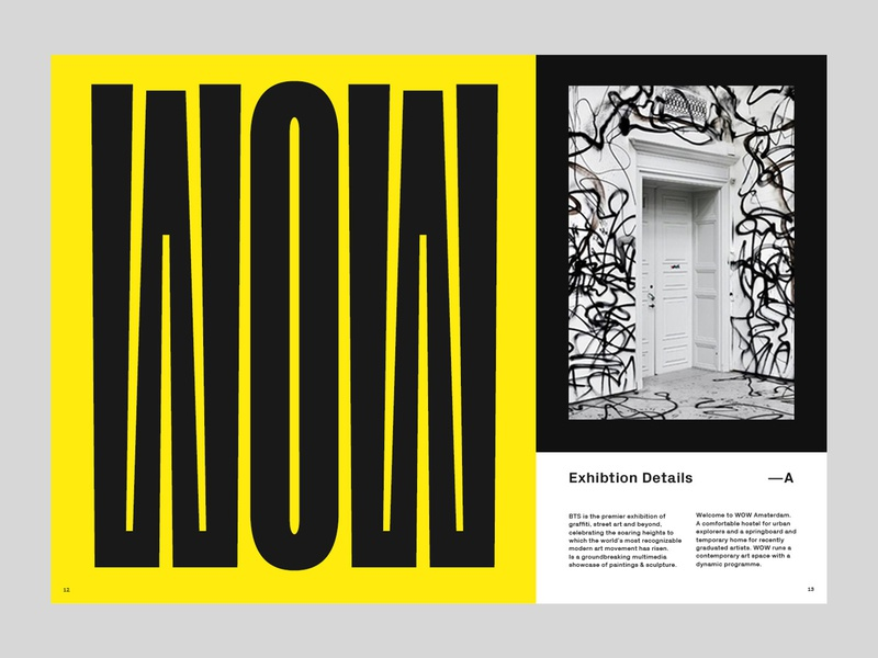 Exhibition — Art Direction
