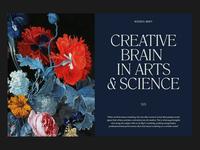 Scientific Journal — Art Direction