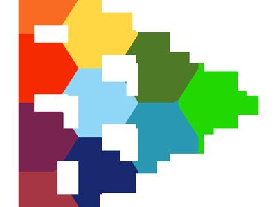 DeezUp deezup logo triangle deezer playlist collaborative