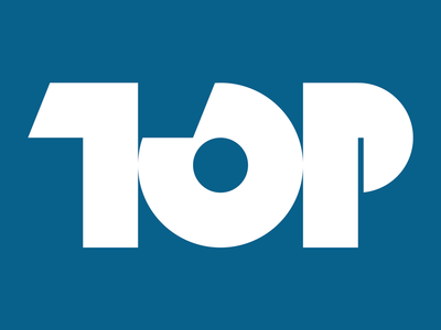 Top 10 streaming music top deezer logo
