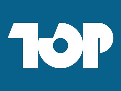 Top 10 streaming music top deezer logo