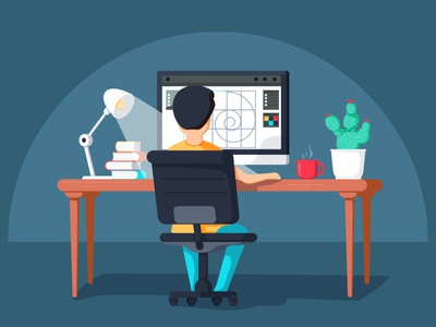 How To Become a Freelance illustrator Designer?