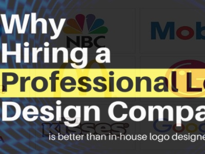 Why Hire a Professional Logo Design Agency?