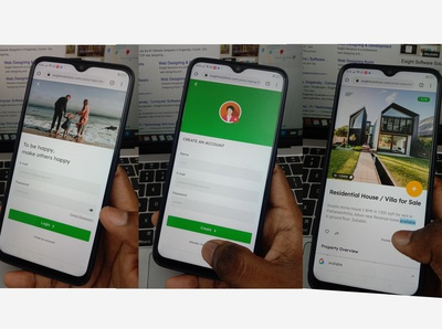 MobileApp Design - UI inspiration