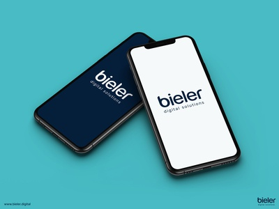 New logo bieler digital solutions