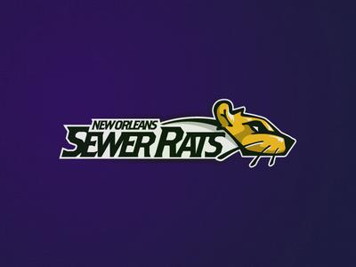 Sewer Rats Mark