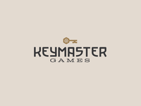 Key master Games logo