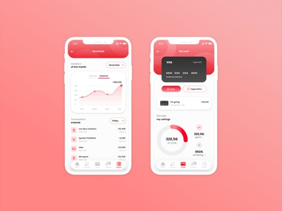 Daily UI Challenge 018 - Analytics Chart - Mobile payment analytics chart vector art vector design appdesign ui lightui mobile ui digitaldesign uxdesign uidesign dailyuichallenge dailyui