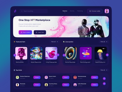 SangArt - NFT Marketplace shopping app online shop sell item logo website digital artwork artwork rare item crypto art purple blockchain nft platform nft website nft web nft dashboard dashboard marketplace crypto digital art nft