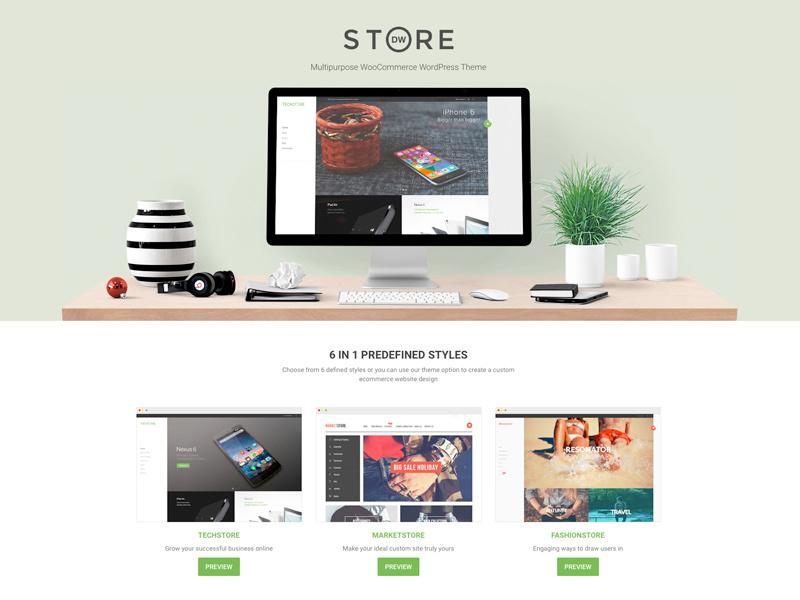 Store Page shop webdesign website web ux ui design branding