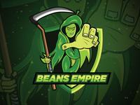 beans empire logo - logo fortnite mascotte