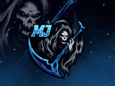 MJ Logo Design