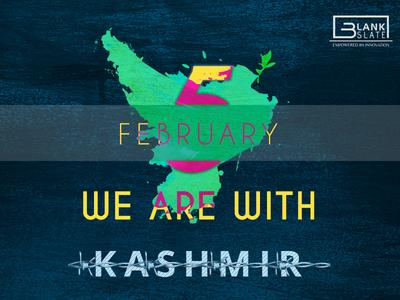 Kashmir Social Media Post bannerdesign artwork clean brand identity branding facebookpost instagram post banner ad banners socialmediapost socialmedia minimalism design graphic design