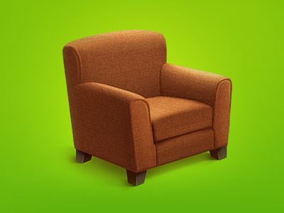 Chair icon icons illustration furniture chair graphic design graphics