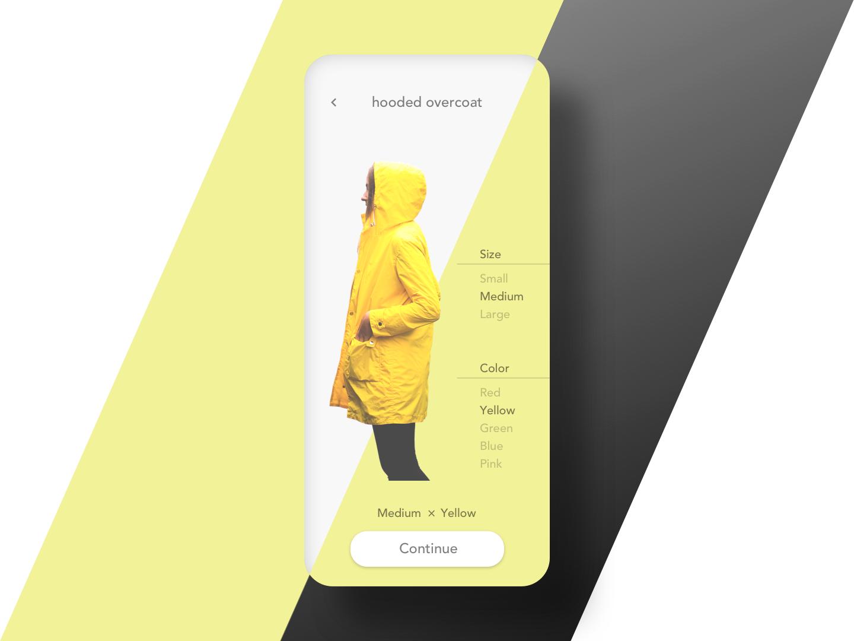 Daily UI - 007 - Settings sketch appdesign app userinterfacedesign userinterface uidesign design ui dailyui007 dailyui