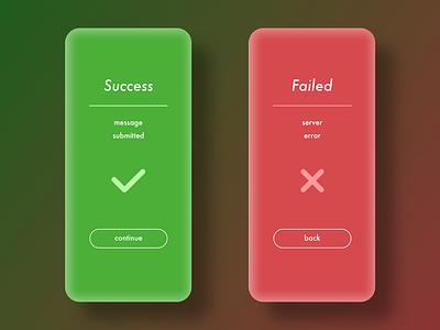 Daily UI - 011 - Flash Message sketch appdesign app userinterfacedesign userinterface uidesign design ui dailyui011 dailyui