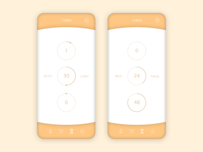 Daily UI - 014 - Countdown Timer