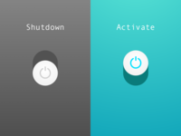 Daily UI - 015 - On/Off Switch