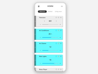 Daily UI - 021 - Home Monitoring Dashboard
