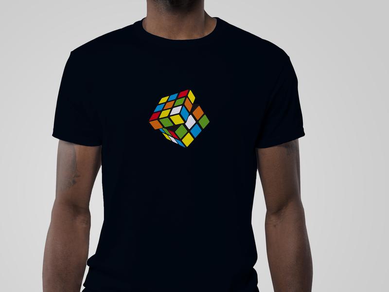Rebuik Cube 2t Shirt logo design tshirt new style tshirt christian t-shirt tshirt design new tshirt