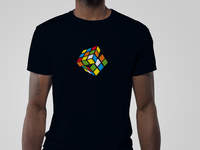 Rebuik Cube 2t Shirt